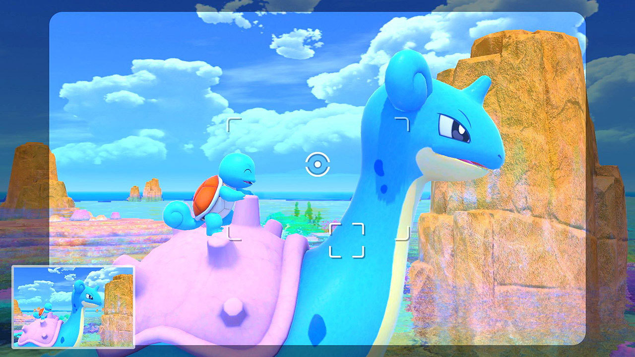 New Pokémon Snap [NSW] (D/F/I)