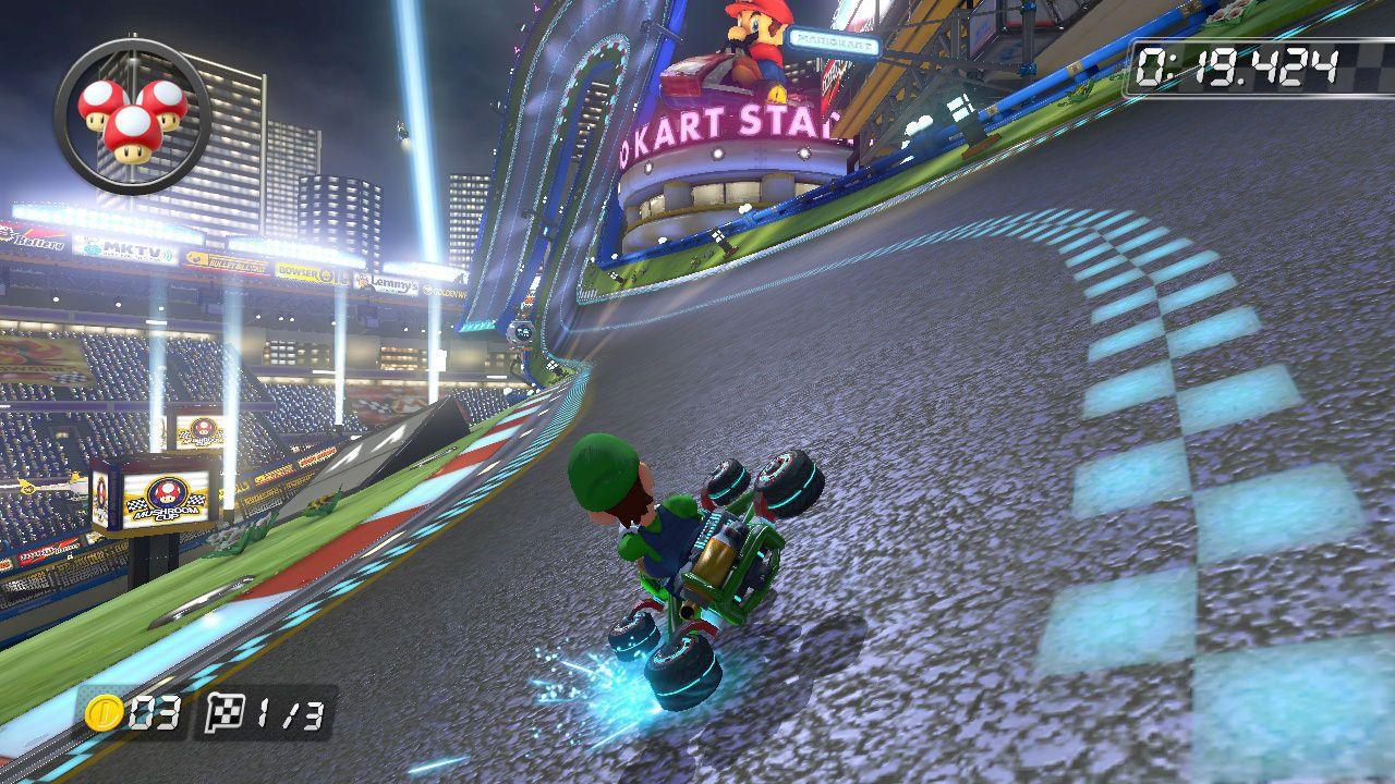 Mario Kart 8 Deluxe [NSW] (D/F/I)