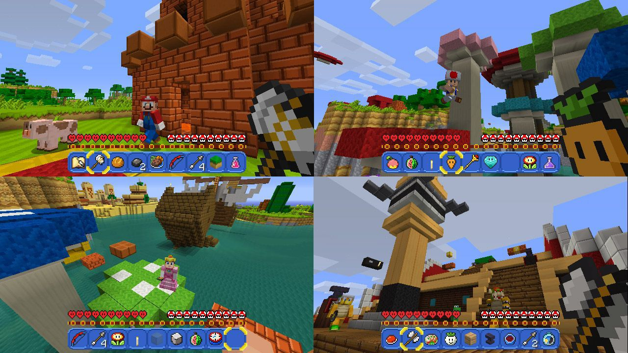 Minecraft Nintendo Switch Edition [NSW] (D/F/I)