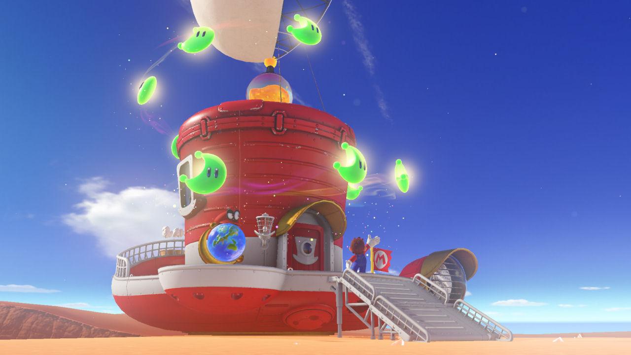 Super Mario Odyssey [NSW] (D/F/I)