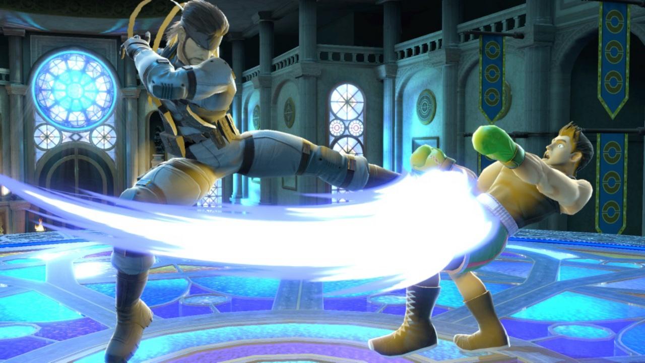 Super Smash Bros. Ultimate [NSW] (D/F/I)
