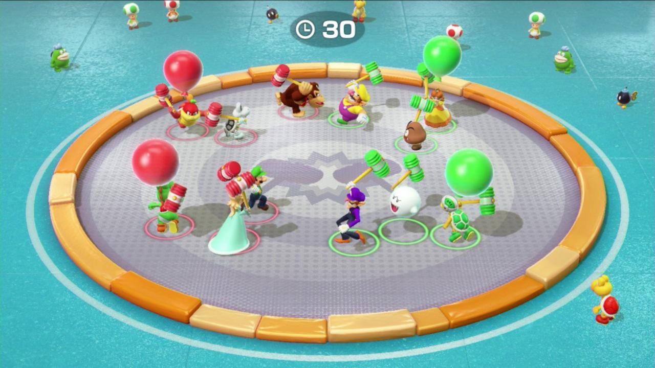 Super Mario Party [NSW] (D/F/I)