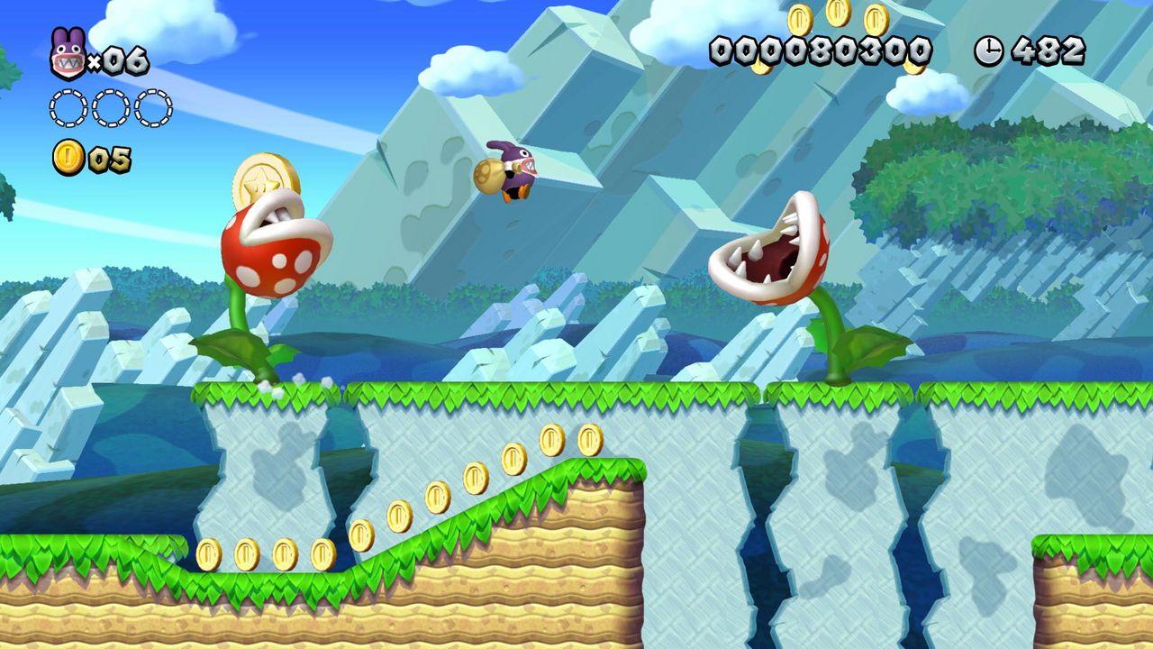 New Super Mario Bros. U Deluxe [NSW] (D/F/I)