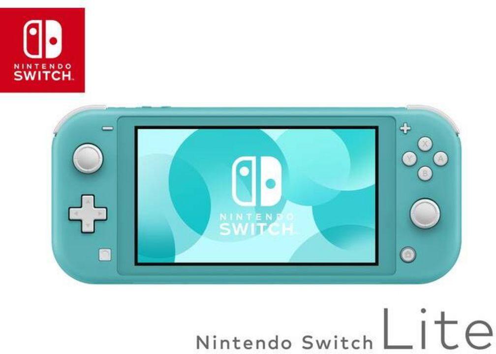 Nintendo Switch Lite Console - turquoise [NSW Lite] (D/F/I)