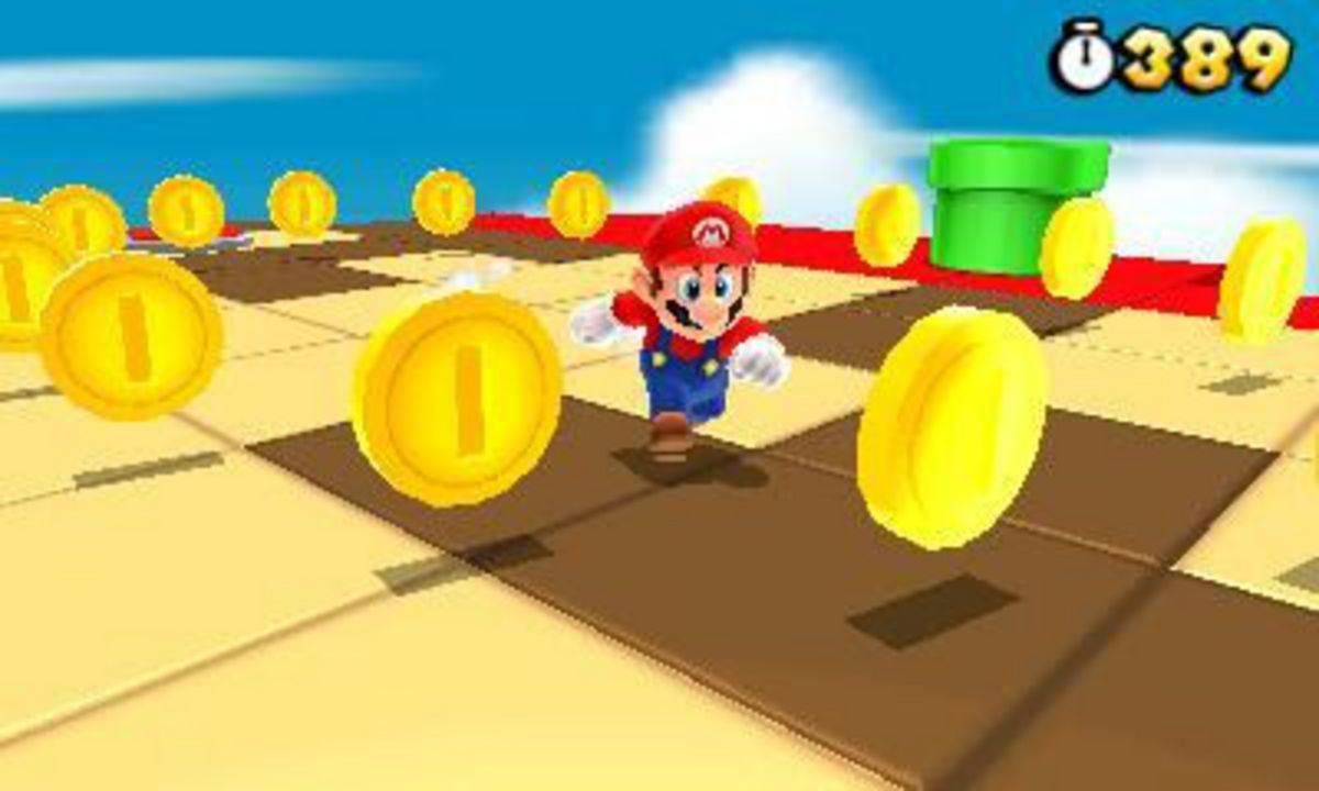 Nintendo Selects: Super Mario 3D Land [3DS] (D)