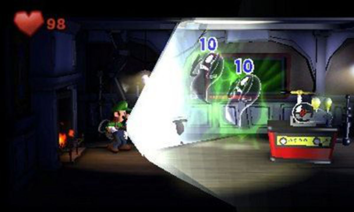 Nintendo Selects: Luigi`s Mansion 2 [3DS] (D)