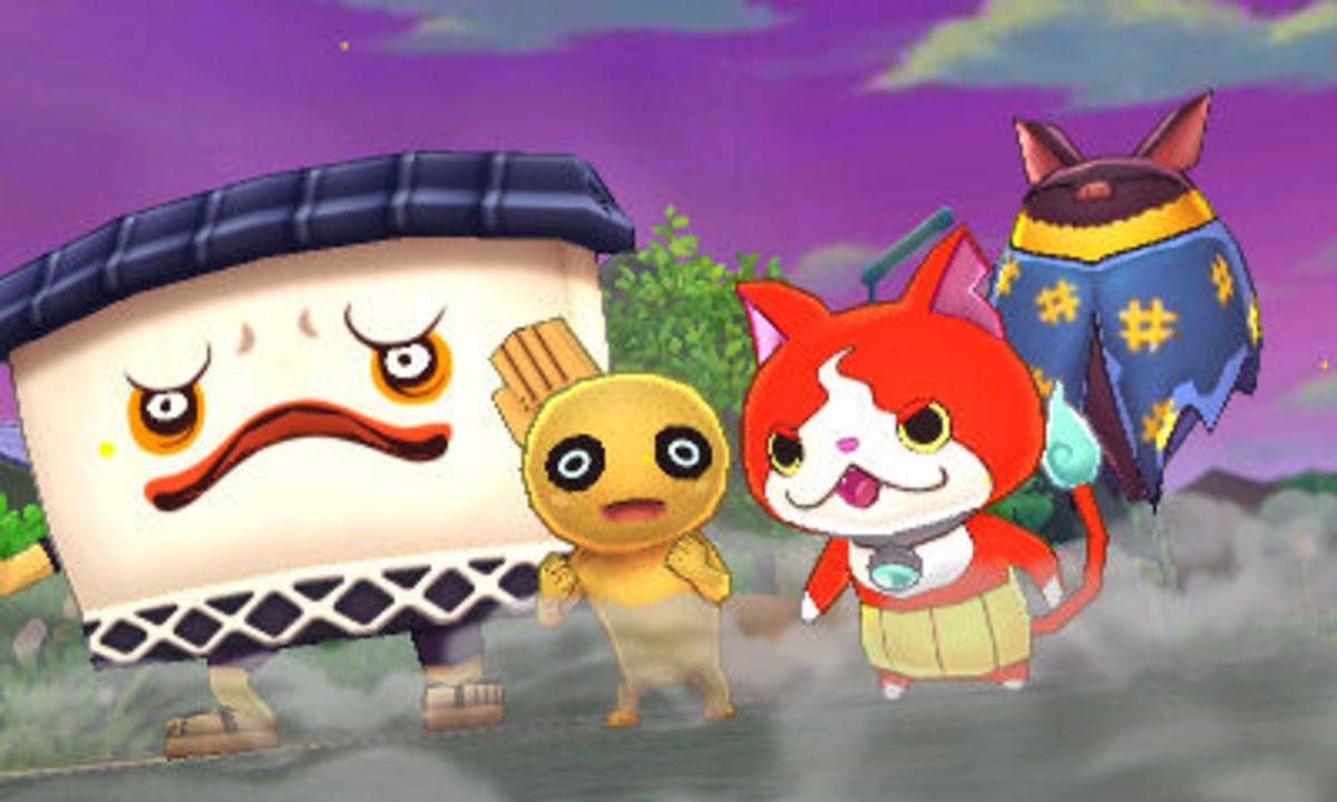Yo-Kai Watch Blasters - Rote Katzen Kommando [3DS] (D)