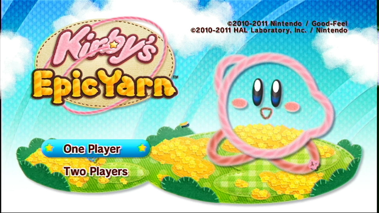 Kirby au fil de la grande aventure [3DS] (F)