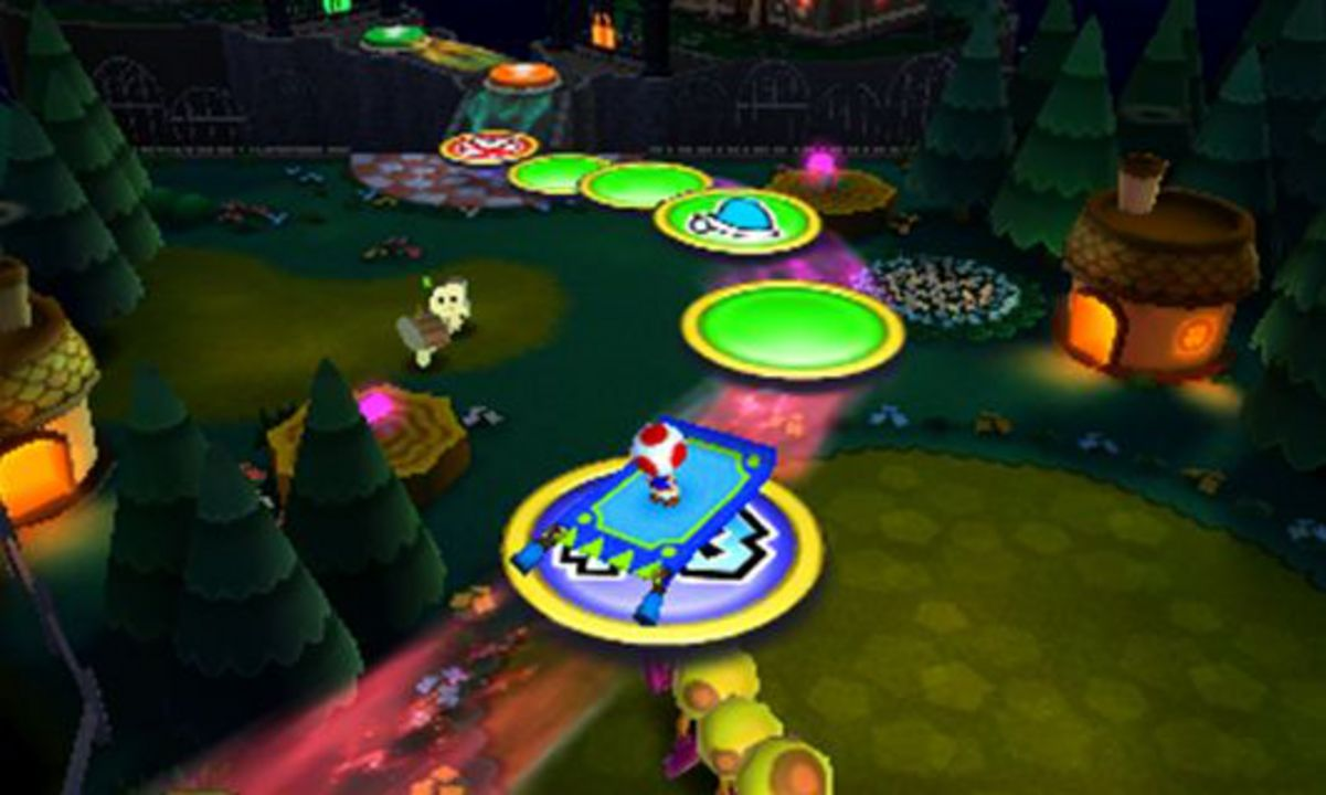 nintendo selects mario party island tour 3ds d. Black Bedroom Furniture Sets. Home Design Ideas