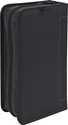 Case Logic 92+8 Capacity CD Wallet with removable visor - black