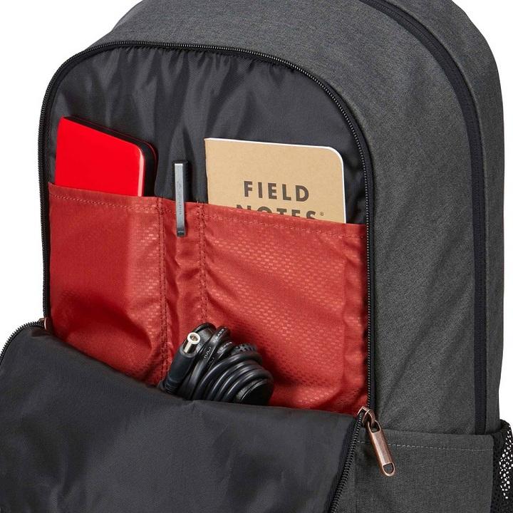 Case Logic Era Backpack [15.6 inch] - obsidian grey