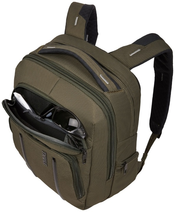 Thule Crossover 2 Backpack [14.4 inch] 20L - forest night