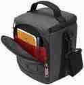 Case Logic Era Small DSLR/Mirrorless Shoulder Bag - obsidian