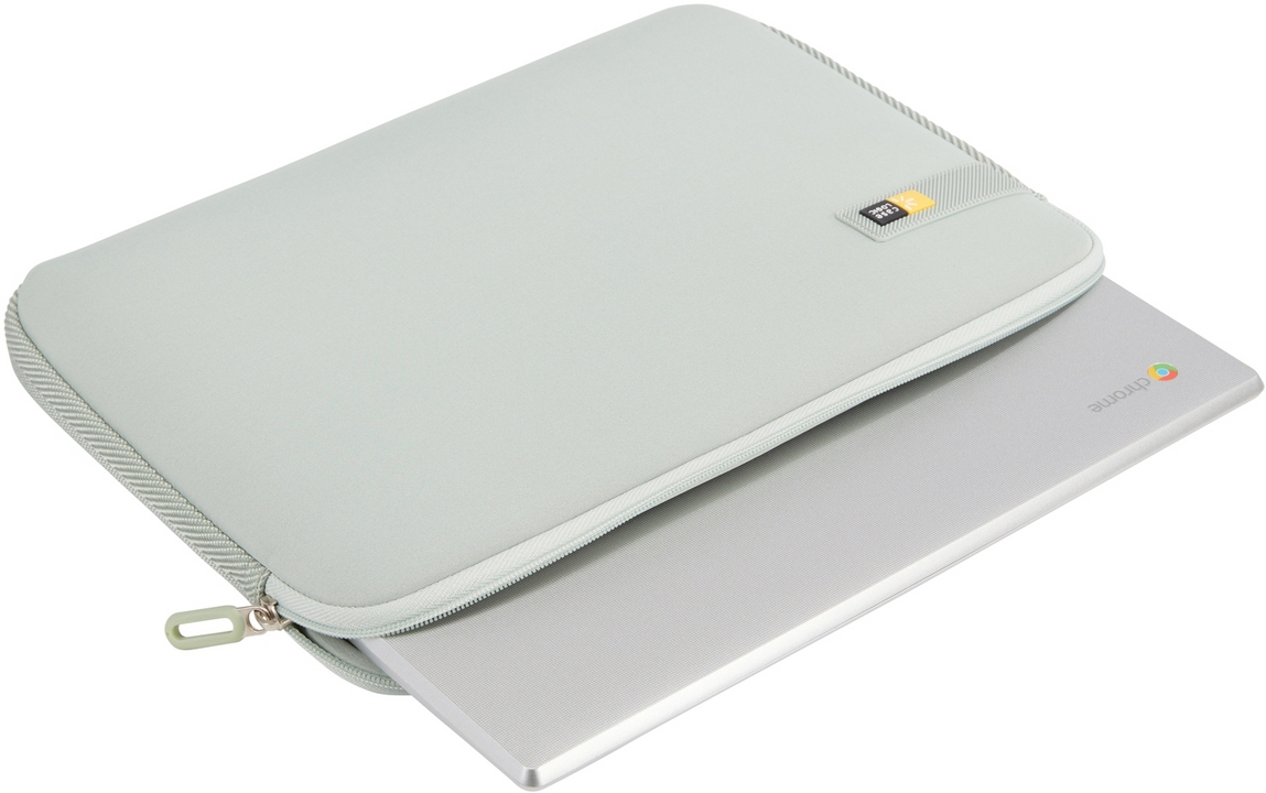 Case Logic LAPS MacBook Sleeve [13.3 inch] - aqua grey