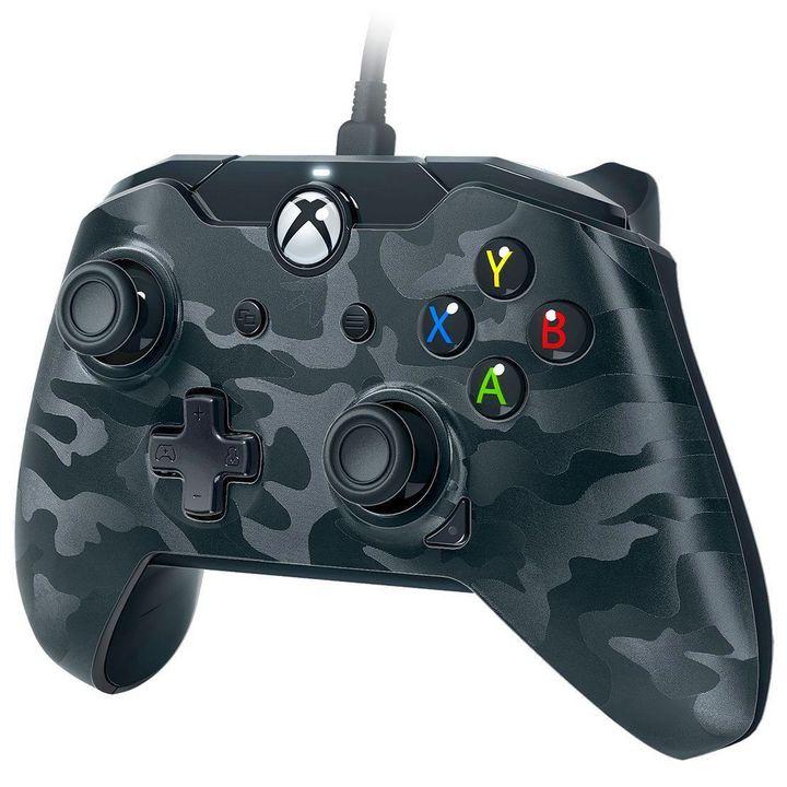 Controller mit Audioanschluss - Camouflage [XONE/PC]