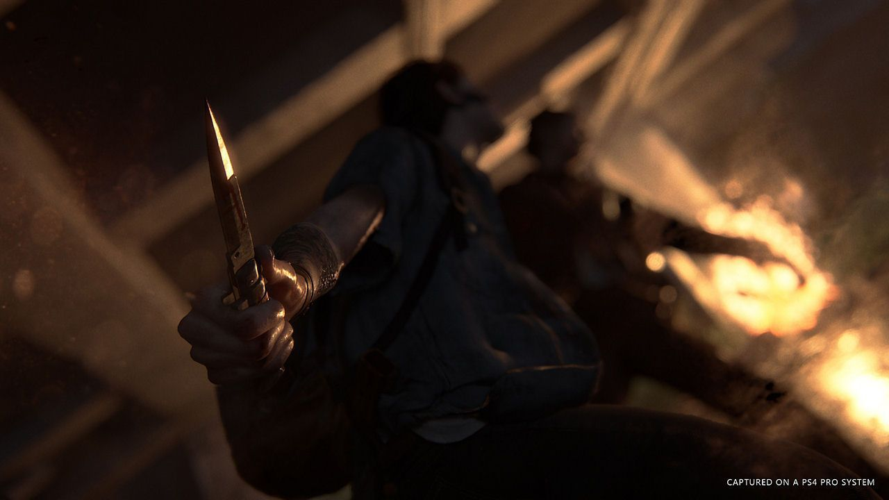The Last of Us Part II [PS4] (D/F/I)