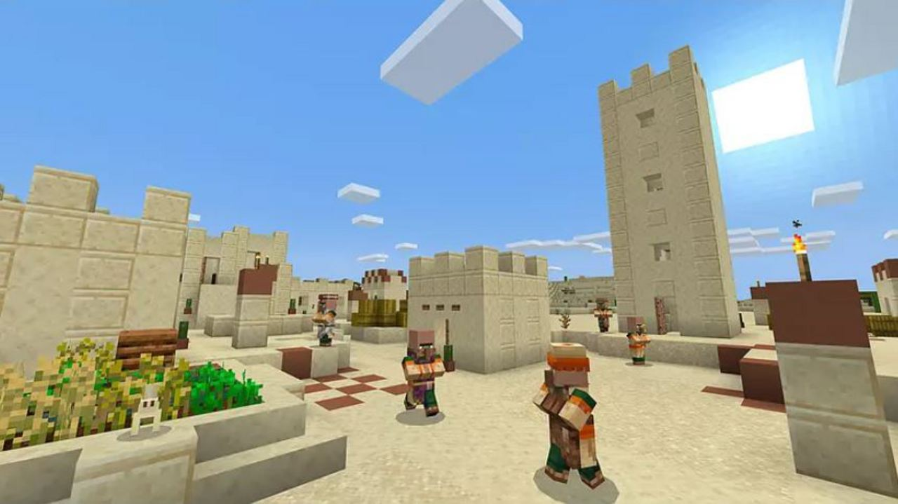 Minecraft Bedrock Edition [PS4] (E)