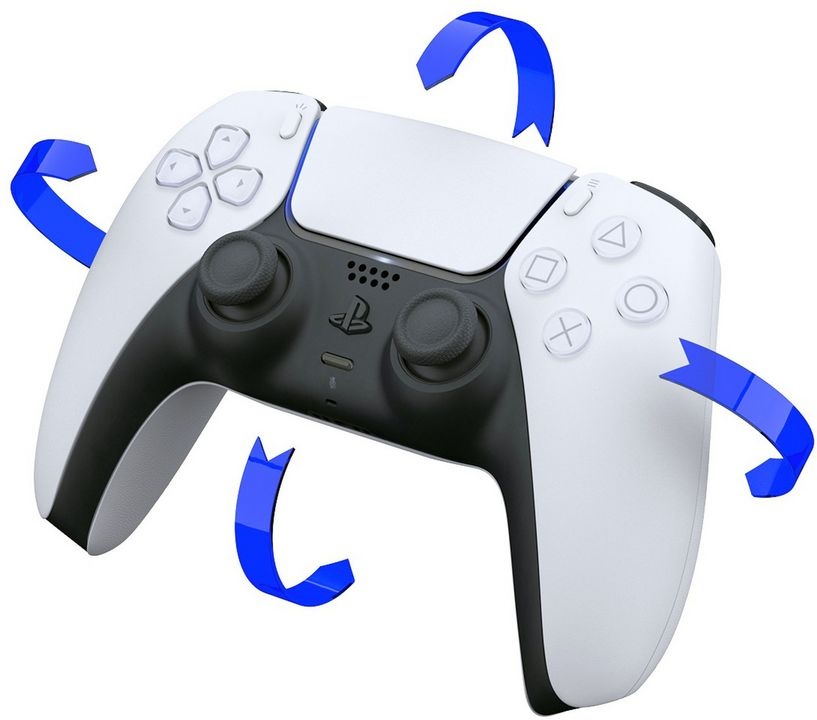 DualSense Wireless-Controller [PS5] - white