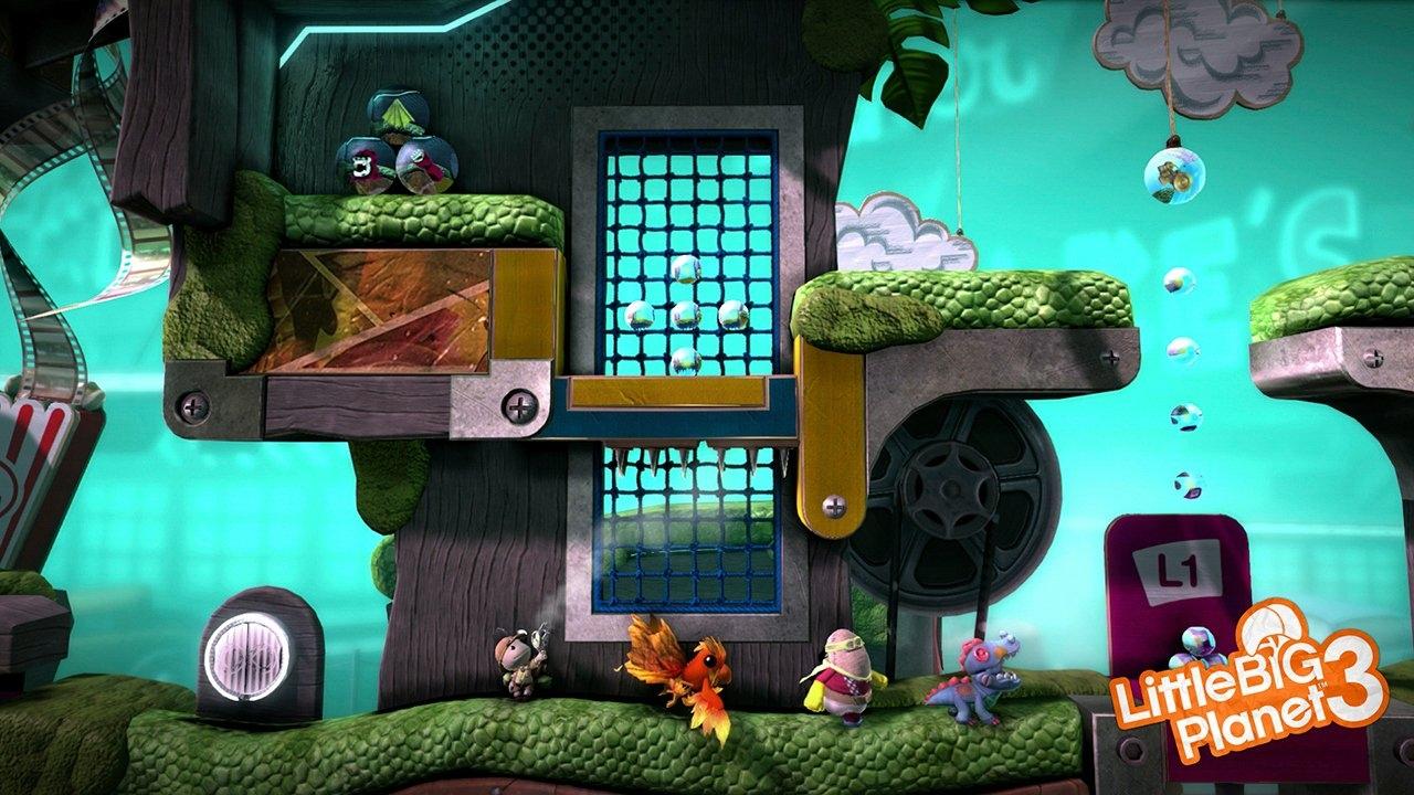 PlayStation Hits: Little Big Planet 3 [PS4] (D/F/I)