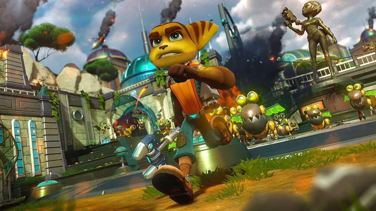 PlayStation Hits: Ratchet + Clank [PS4] (D/F/I)