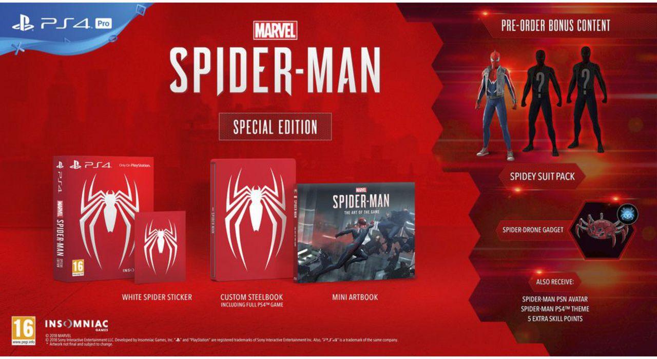 Marvel's Spider-Man [PS4] (D/F/I)