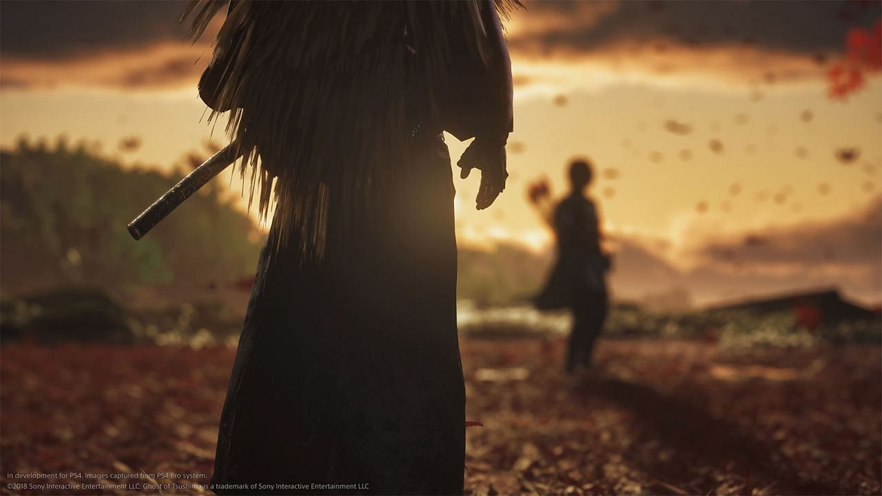 Ghost of Tsushima: Director`s Cut [PS5] (D/F/I)