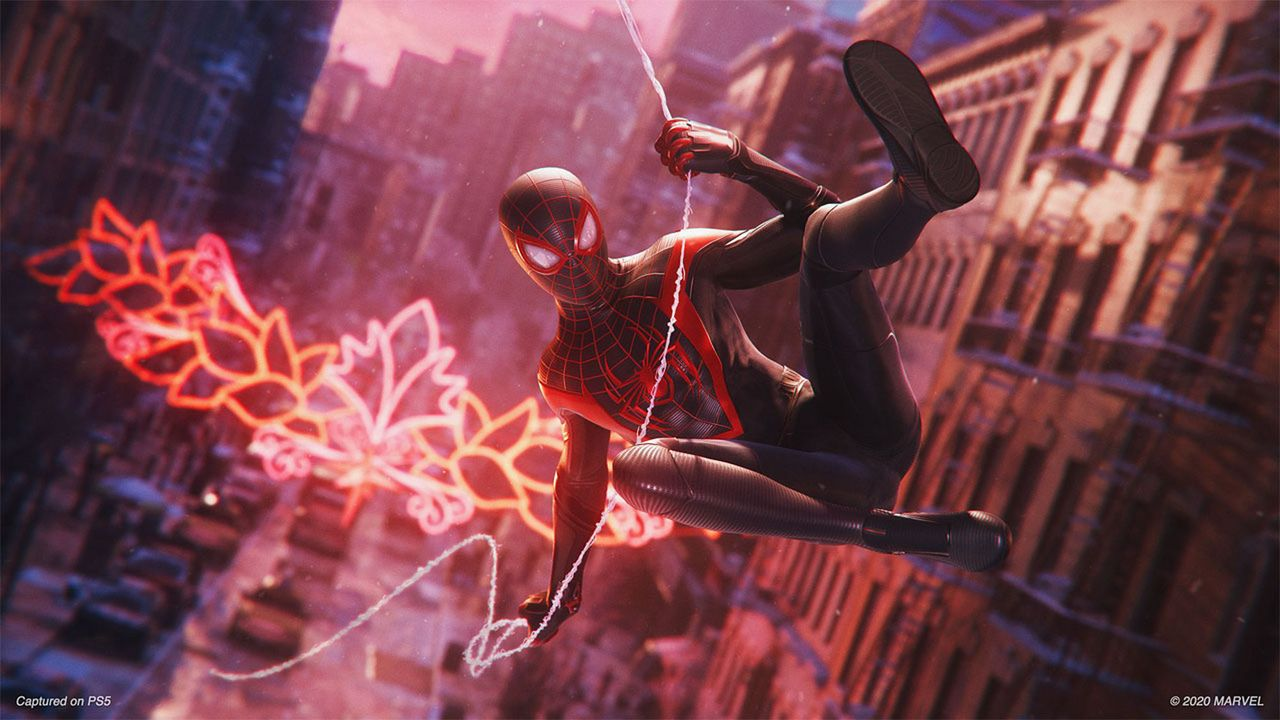 Marvel`s Spider-Man: Miles Morales Ultimate Edition [PS5] (D/F/I)