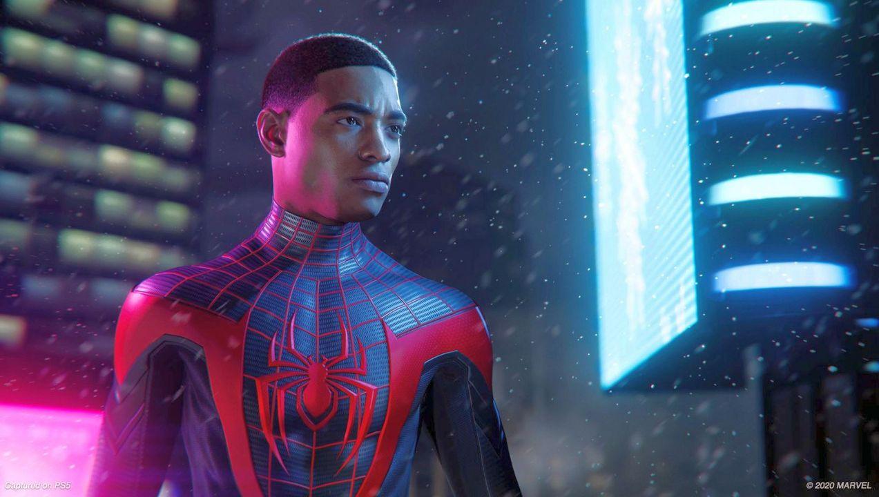 Marvel`s Spider-Man: Miles Morales [PS4] (D/F/I)
