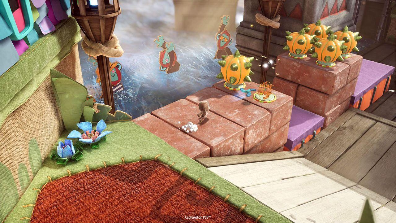 Sackboy: A Big Adventure [PS4] (D/F/I)