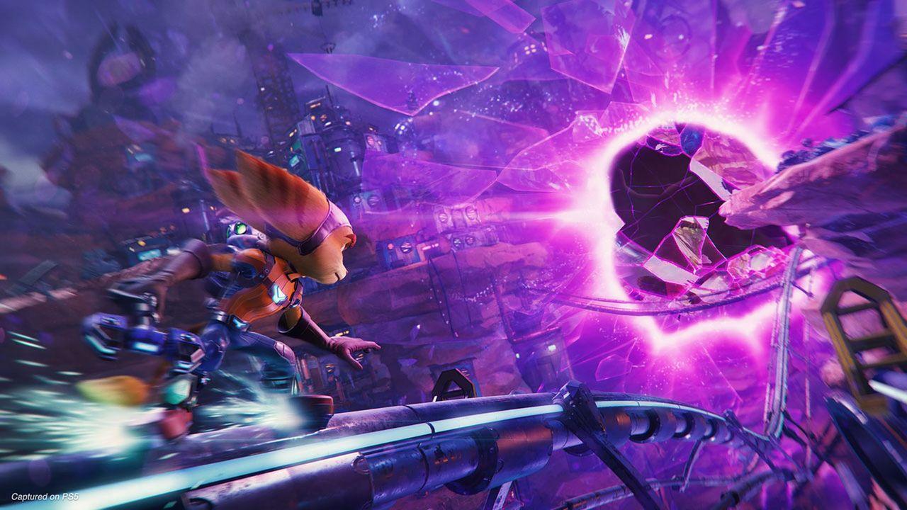 Ratchet + Clank: Rift Apart [PS5] (D/F/I)