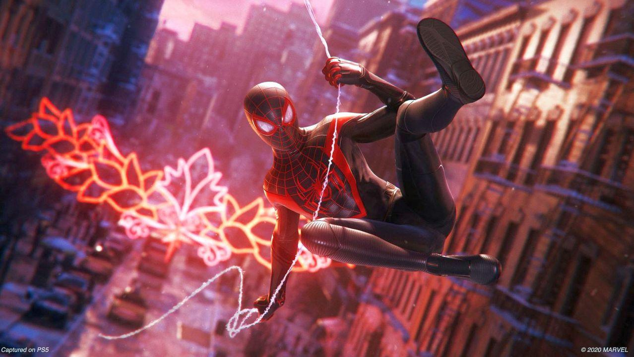 Marvel`s Spider-Man: Miles Morales [PS5] (D/F/I)
