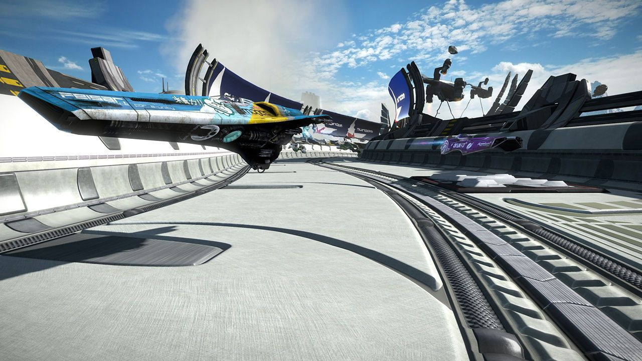 WipEout Omega Collection [PS4] (D/F/I)