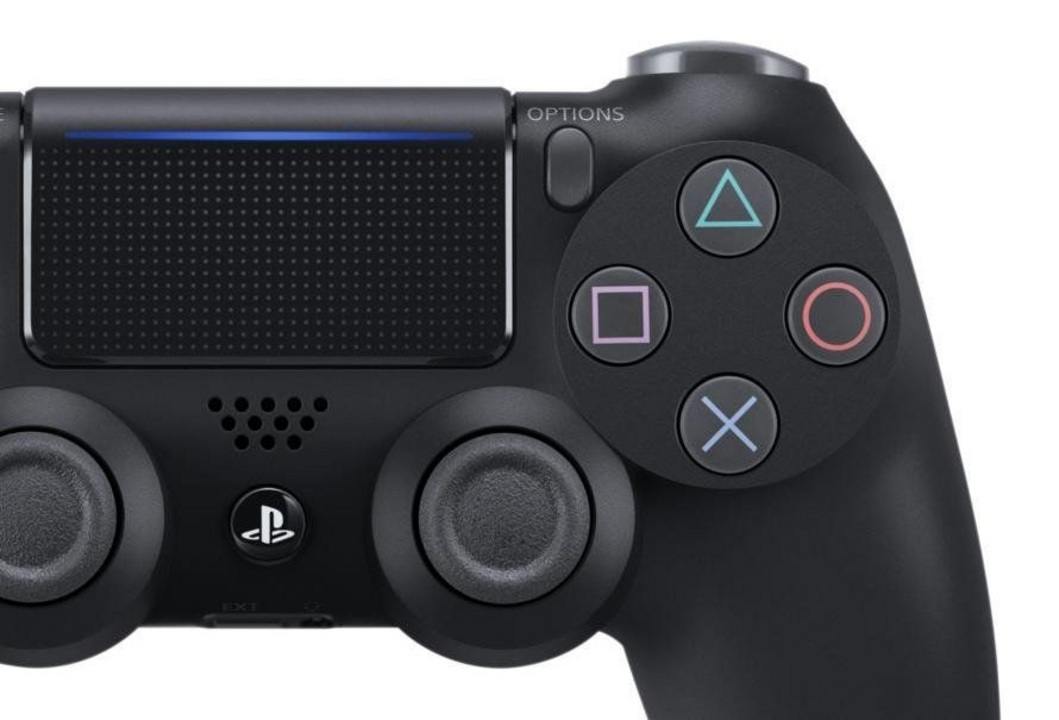 Dualshock 4 Wireless Controller - black