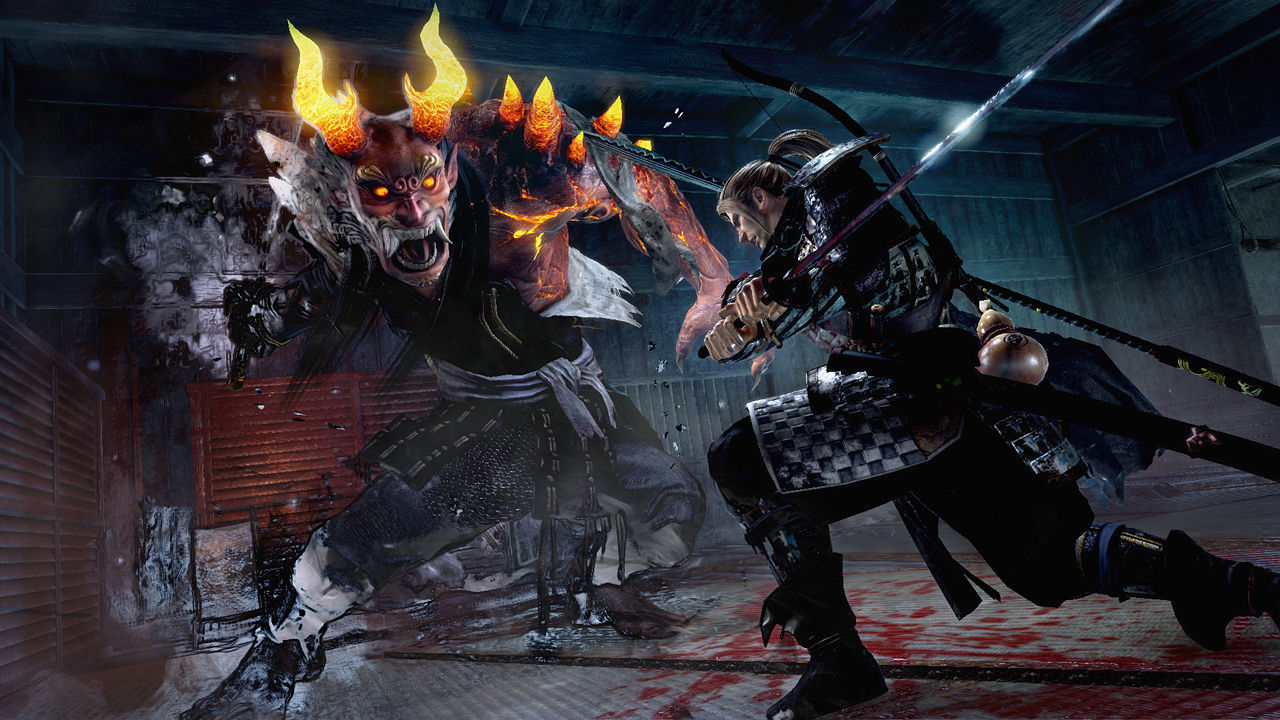 PlayStation Hits: Nioh [PS4] (D/F/I)