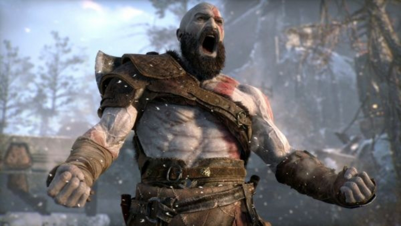 PlayStation Hits: God of War [PS4] (D/F/I)