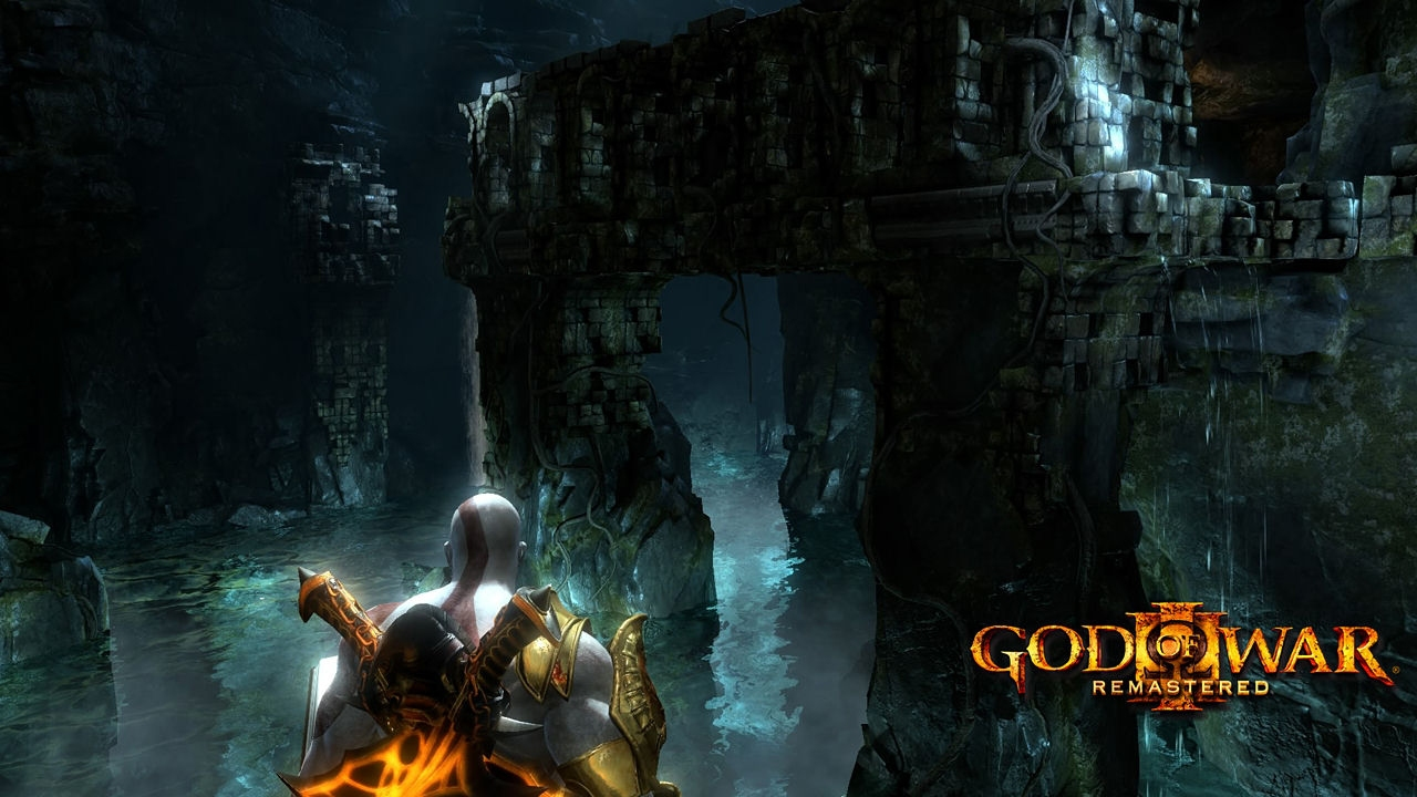 PlayStation Hits: God of War 3 Remastered [PS4] (F)