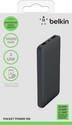 Belkin Pocket Power 10K Power Bank [10000mAh/12W/2.4A] - black