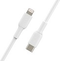Belkin Boost Charge USB-C to Lightning Cable 1m - white