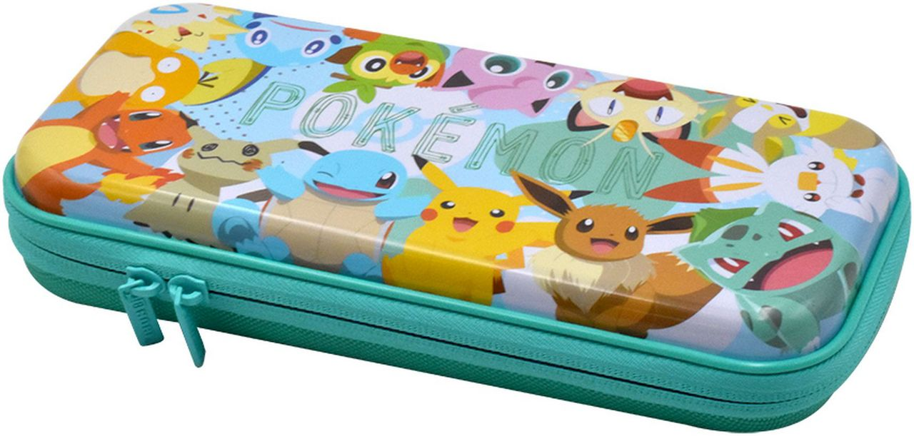 Vault Case - Pikachu + Friends Edition [NSW]