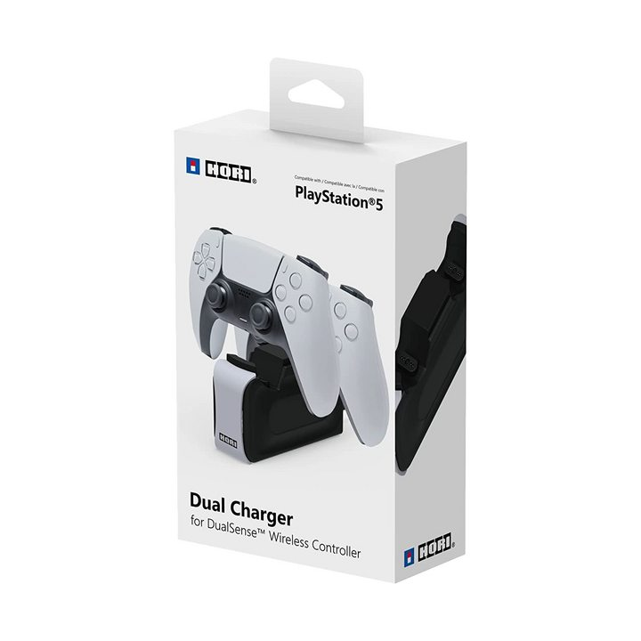Dual Charger for DualSense Wireless Controller - white [PS5]