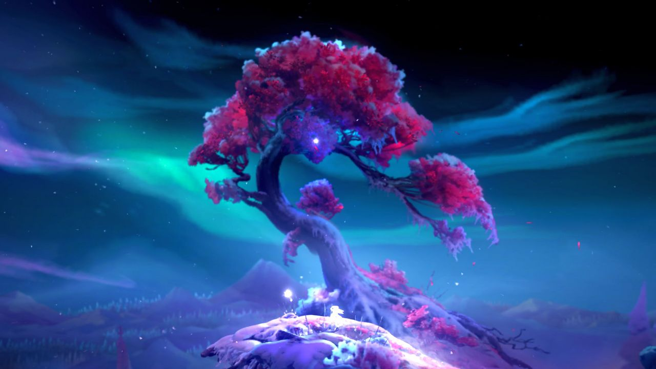 Ori and The Blind Forest - Definitive Edition [NSW] (D)
