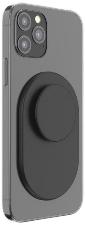 PopSockets PopGrip with MagSafe Black