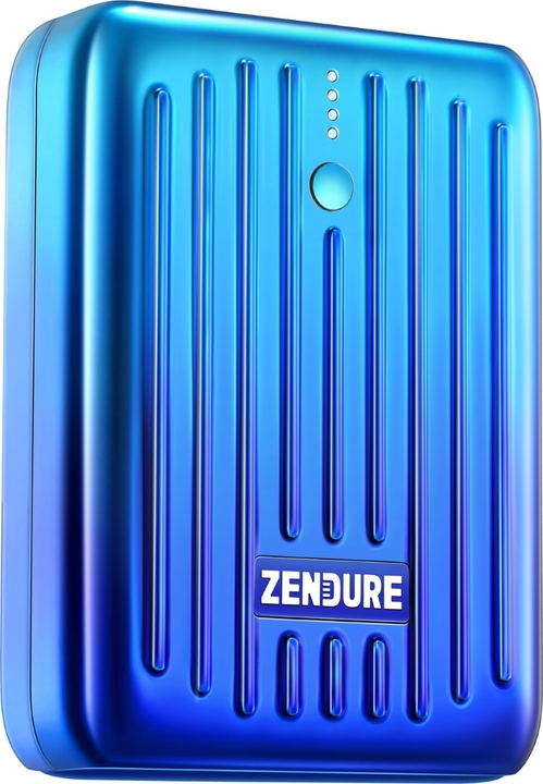 Zendure SuperMini Portable Charger (10'000mAh) - blue