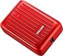 Zendure SuperMini Portable Charger (10'000mAh) - red