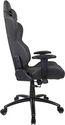 Arozzi Inizio PU Gaming Chair Grey Logo - black