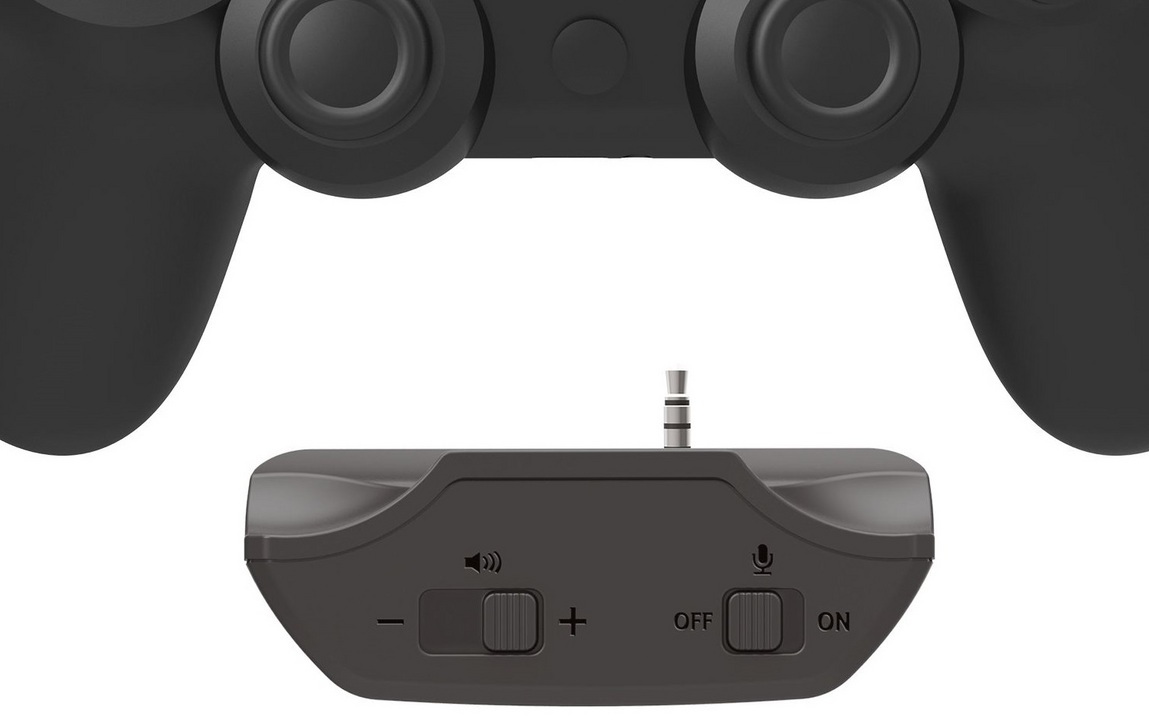 Hori Gaming Headset Pro - black [PS5/PS4]