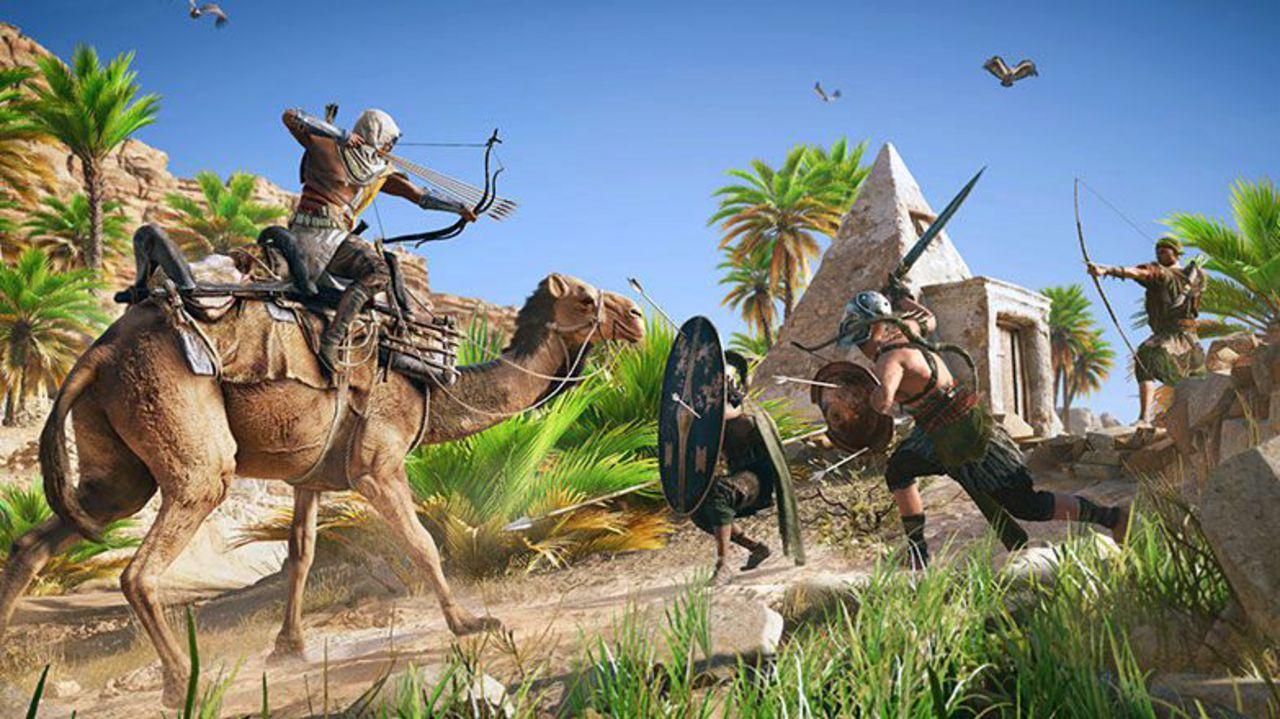 Assassins Creed Origins [XONE] (D/F/I)