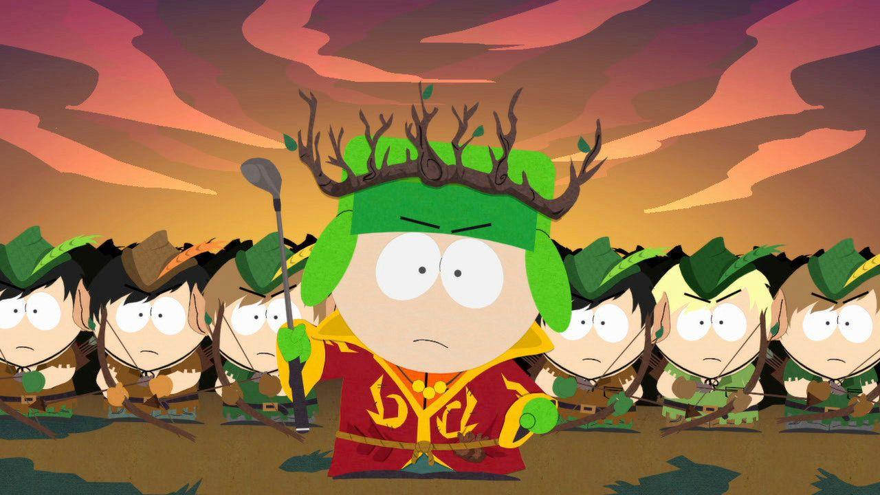South Park: Der Stab der Wahrheit [XONE] (D/F/I)