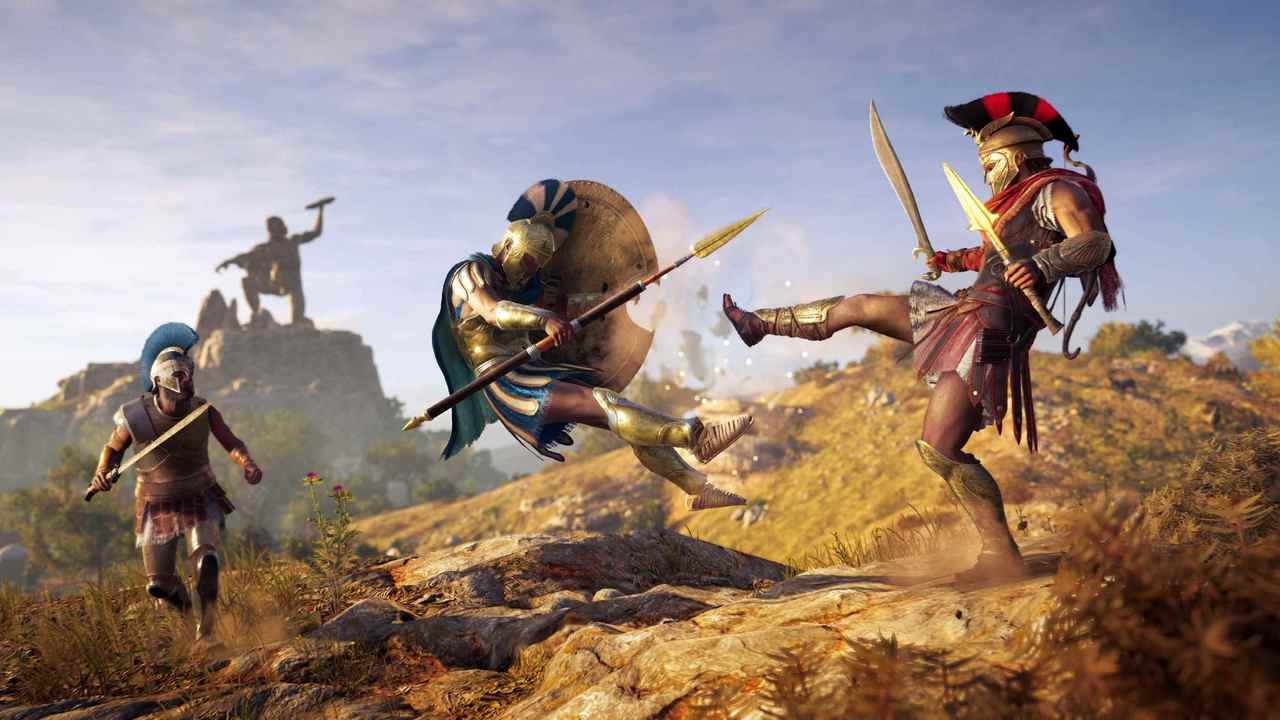 Assassin's Creed Odyssey [PS4] (D/F/I)