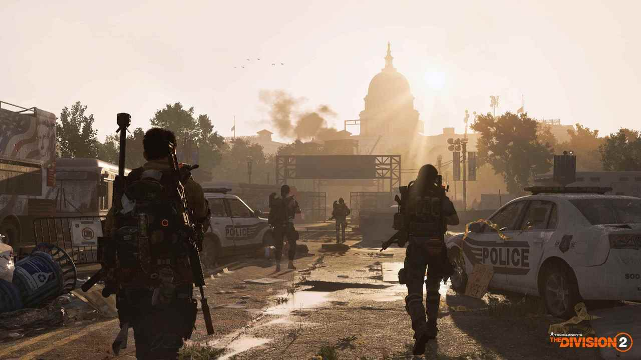 Tom Clancy's The Division 2 [PS4] (D/F/I)